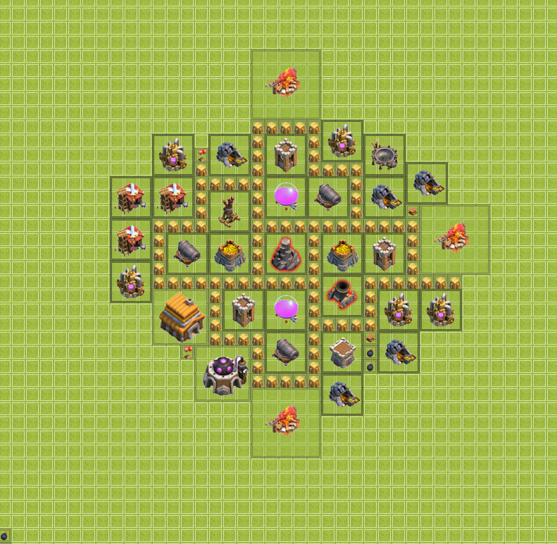 Легендарные фиолетовые герои в игре Битва Замков  Castle